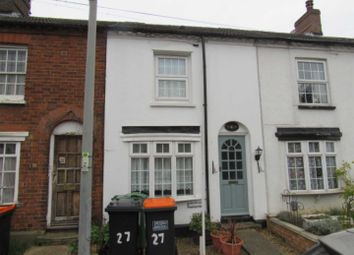 Thumbnail 2 bed terraced house to rent in High Street, Toddington, Dunstable