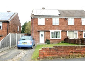 Thumbnail 2 bedroom semi-detached house for sale in Kingston Road, Worksop