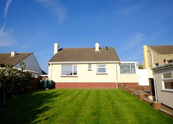 Thumbnail 2 bed detached bungalow for sale in Haytor Drive, Newton Abbot, Devon