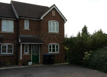 Thumbnail 3 bedroom end terrace house for sale in Campion Road, Hatfield, Hertfordshire, To Follow