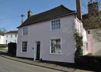 Thumbnail 4 bed semi-detached house for sale in Church Road, Coddenham, Ipswich