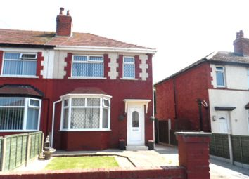 Thumbnail 2 bed end terrace house for sale in Cavendish Road, Bispham