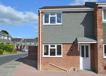 Thumbnail 2 bed end terrace house to rent in Goldsmith Close, Thatcham