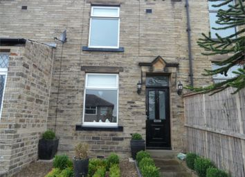 Thumbnail 2 bed terraced house to rent in Smith House Lane, Lightcliffe, Halifax, West Yorkshire