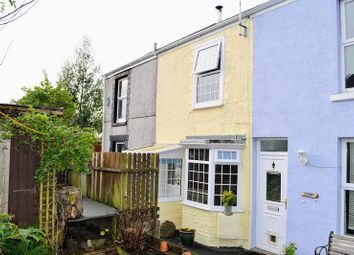 Thumbnail 2 bedroom terraced house for sale in Gower Road, Sketty, Swansea