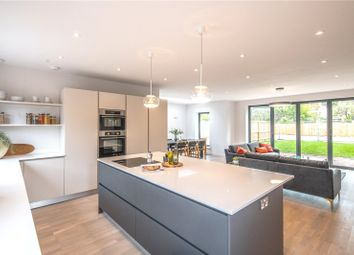 Thumbnail 5 bed detached house for sale in Windsor Gardens, Hook Road, Epsom, Surrey