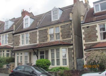 Thumbnail 6 bedroom end terrace house to rent in Church Road, Horfield, Bristol