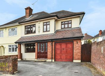 Thumbnail 5 bed semi-detached house for sale in Carter Drive, Romford