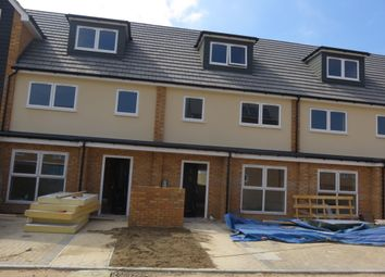 Thumbnail 3 bed terraced house for sale in Sartoria Close, West Thurrock, Essex