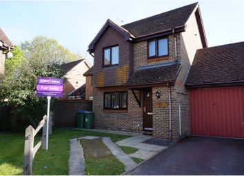 Thumbnail 2 bed semi-detached house for sale in Bignor Close, Horsham