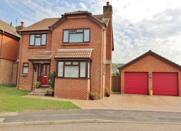 Thumbnail Detached house for sale in Lychgate Drive, Waterlooville