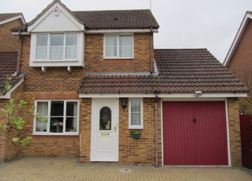 Thumbnail 3 bed link-detached house for sale in Boltons Lane, Temple Park, Binfield