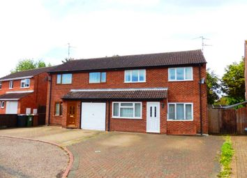 Thumbnail 3 bed semi-detached house for sale in Tanglewood, Werrington, Peterborough