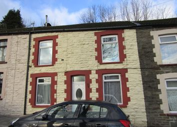 Thumbnail 2 bed terraced house to rent in Brynbedw, Ferndale