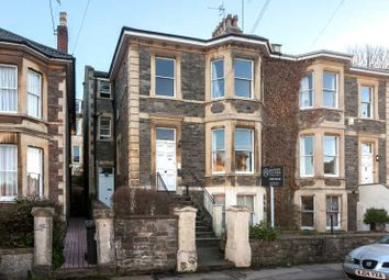 Thumbnail 3 bed maisonette for sale in Ravenswood Road, Cotham, Bristol