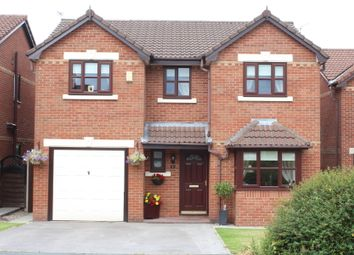 Thumbnail 4 bed detached house for sale in Needham Way, Skelmersdale