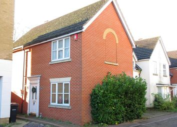 Thumbnail 3 bed detached house to rent in Pollards Close, Rochford, Essex