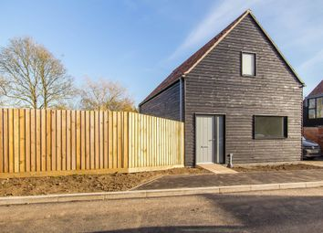 Thumbnail 2 bed detached house for sale in High Street, Balsham, Cambridge