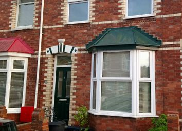 Thumbnail 2 bed terraced house for sale in Redvers Road, St Thomas, Exeter