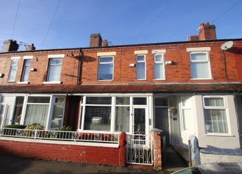 Thumbnail 3 bed terraced house for sale in Bowness Street, Stretford, Manchester