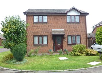 Thumbnail 3 bed detached house for sale in Ashfields, Leyland