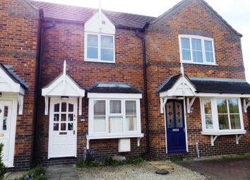 Thumbnail 3 bed terraced house for sale in Cadwell Close, Lincoln