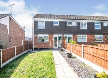 Thumbnail 3 bed end terrace house for sale in Quinton Close, Redditch, Worcestershire
