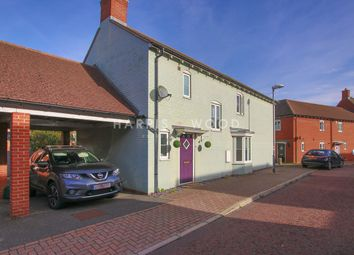 Thumbnail 3 bed end terrace house for sale in Abbey Field View, Colchester