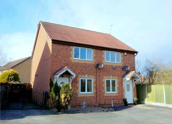 Thumbnail 2 bed semi-detached house for sale in Hedgerow Close, Sutton-In-Ashfield, Nottinghamshire