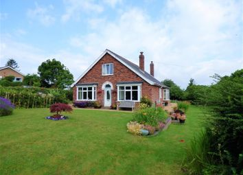 Thumbnail 3 bed detached house for sale in Kirmond Road, Binbrook, Market Rasen
