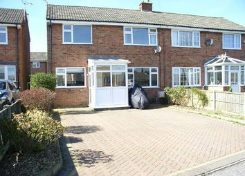 Thumbnail 3 bed semi-detached house for sale in Beech Grove, South Normanton, Alfreton