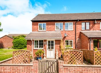 Thumbnail 3 bedroom semi-detached house for sale in Beaufort Close, Didcot