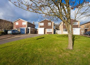 Thumbnail 4 bed detached house for sale in Leckhampstead Road, Akeley, Buckingham