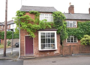 Thumbnail 2 bed end terrace house for sale in Main Street, Huncote, Leicester
