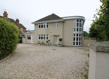 Thumbnail 6 bed detached house for sale in School Road, Hythe, Southampton