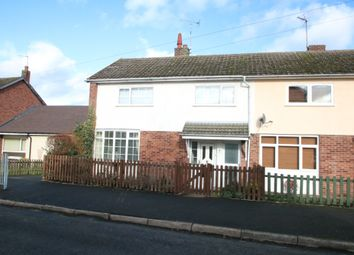 Thumbnail 3 bedroom end terrace house to rent in Nightingale Close, Atherstone