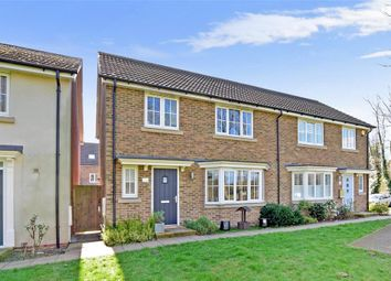 Thumbnail 3 bed semi-detached house for sale in Cantium Place, Snodland, Kent