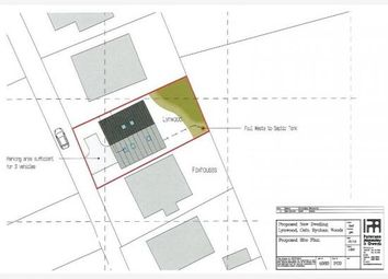 Thumbnail Property for sale in Plot Of Land, Cefn Bychan Woods, Pantymwyn, Mold, Clwyd, (Lot No:4)