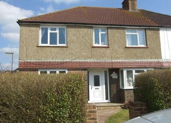Thumbnail 4 bed semi-detached house for sale in Emlyn Road, Redhill