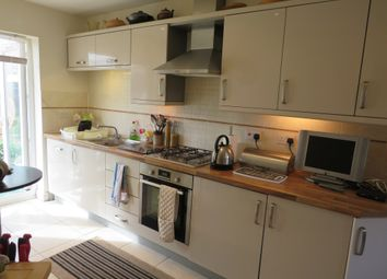 Thumbnail 4 bed town house for sale in Bennett Road, Corby
