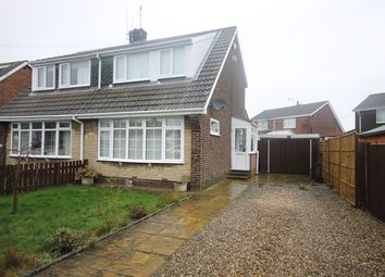 3 bed semi-detached house for sale in Havercroft Road, Hunmanby YO14