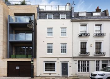 Thumbnail 4 bed terraced house for sale in Montrose Place, Belgravia, London