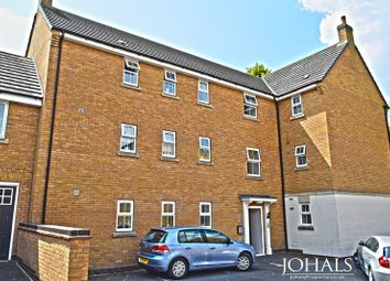 Thumbnail 2 bed flat to rent in Malsbury Avenue, Leicester, Leicestershire