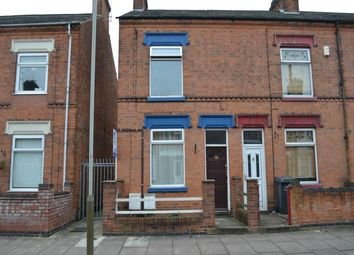 Thumbnail 1 bed flat to rent in Oban Street, Leicester