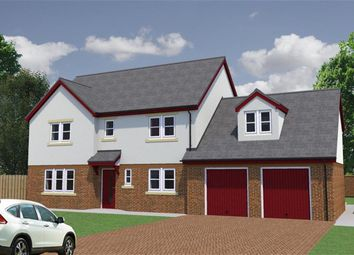 Thumbnail 5 bed detached house for sale in The Meadows, High Harrington, Workington