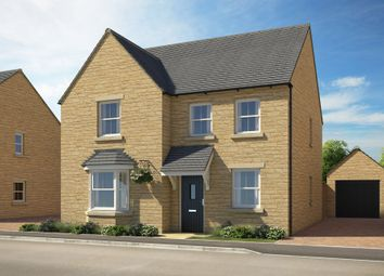 "Thumbnail 4 bed detached house for sale in ""Holden"" at Popes Piece, Burford Road, Witney"