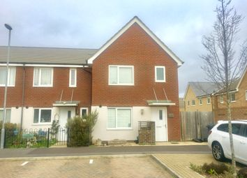 Thumbnail 3 bed end terrace house for sale in Lizard Close, Gosport