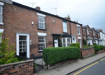 Thumbnail 2 bed terraced house to rent in Westminster Road, Hoole, Chester, Cheshire