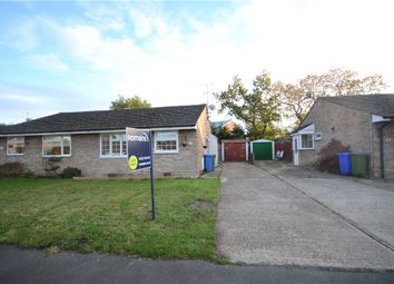 Thumbnail 2 bedroom semi-detached bungalow for sale in Chiltern Avenue, Farnborough, Hampshire