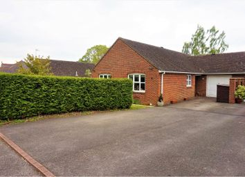 Thumbnail 4 bedroom detached bungalow for sale in Reading Road, Basingstoke